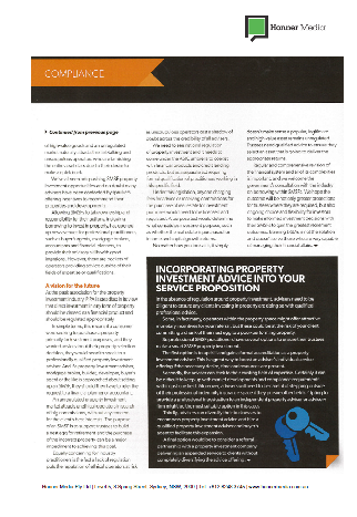 LRBAs and property an important SMSF right page 3